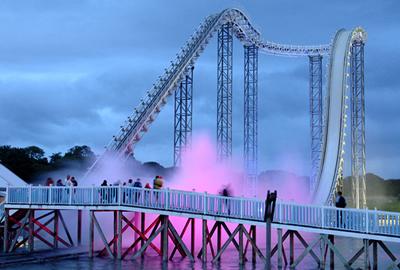 Oakwood Theme Park Holiday Parks Uk Irish Ferries