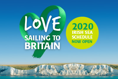 Love sailing to Britain