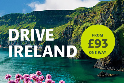 Drive Ireland from £93