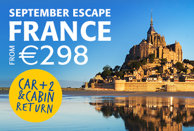 September Escape - France from €298
