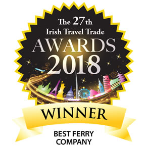 Irish Travel Trade Awards - Winners 2018