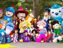 Alton Towers characters