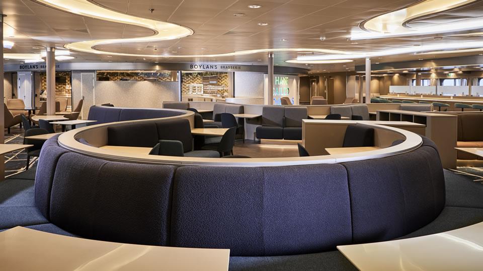 W.B. Yeats Luxury Cruise Ferry | Irish Ferries