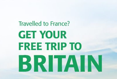 Free trip to Britain