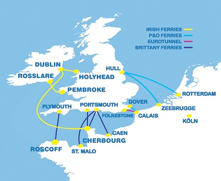 4f9fbe1dff Landbridge France to Ireland Ferry